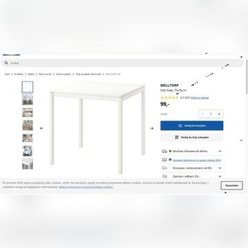 IKEA MELLTORP