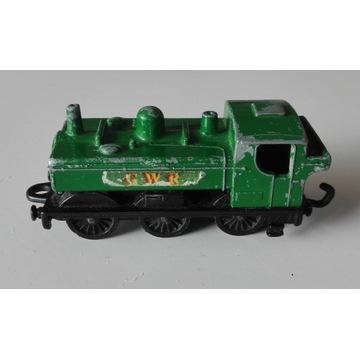 Matchbox Pannier tank loco '79 - lokomotywa