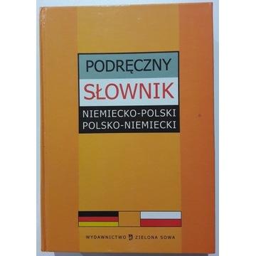 Podręczny słownik niemiecko-polski, pol.-niemiecki