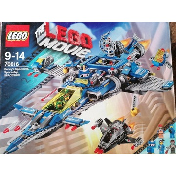 Lego The Movie 70816