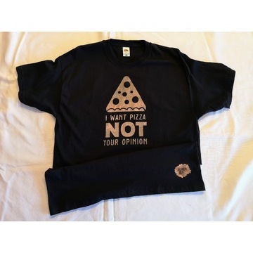 Reverse dye - nowa koszulka rozmiar L