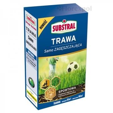 ----TRAWA SAMOZAGĘSZCZAJĄCA 3kg SUBSTRAL SPORT----