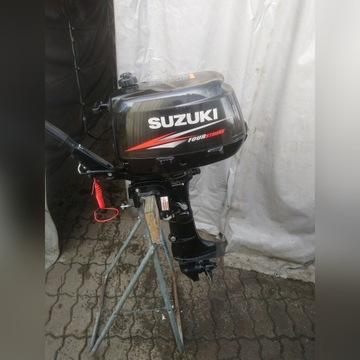 Silnik zaburtowy Suzuki 5 krótka stopa 2011 rok