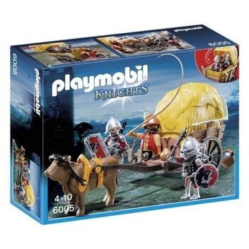 Playmobil Knights 6005 Powóz skrytka KLEKS W-wa