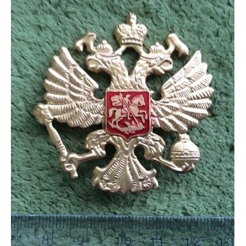 ZSRR odznaka na czapkę 5