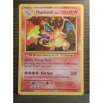 Karta Pokemon CHARIZARD 11/108 XY Evolutions