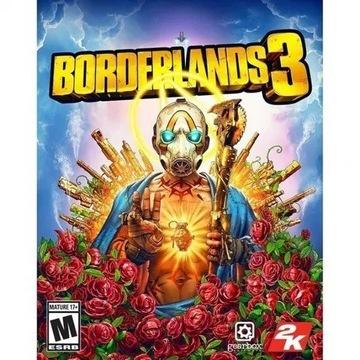 Gra Borderlands 3 lub The Outer Worlds do wyboru.