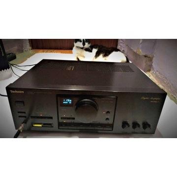 Technics SU-X502 SU X502 - cyfrowy wzmacniacz hifi