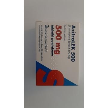 AzitroLEK500