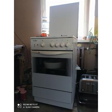 Kuchnia gazowa piekarnik elektryczny 50cm AMICA