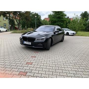 BMW 730D X-DRIVE 2018r.