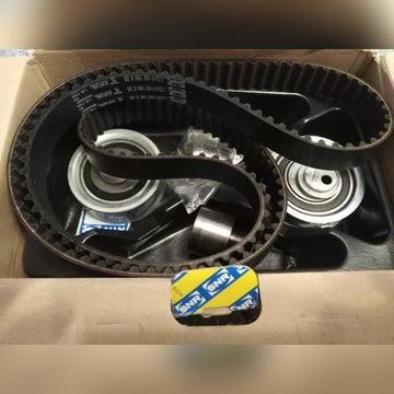 Zestaw paska rozrządu KD457.72 Audi Skoda Seat VW