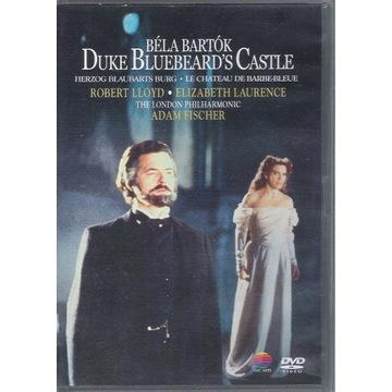 DVD BARTOK Blubeard's Castle A.FISCHER, UNIKAT