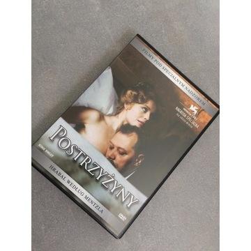 POSTRZYŻYNY - DVD