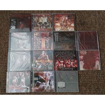 Cannibal Corpse 14 albumów OKAZJS