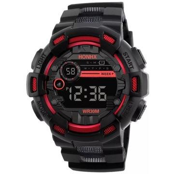 Nowy Zegarek Honhx sportowy 6 stylów