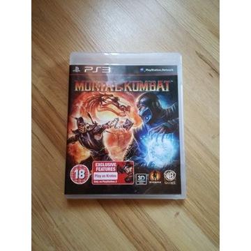 Mortal Kombat / PS3 - super stan