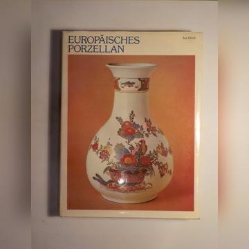 Książka EUROPEJSKA PORCELANA w języku niemieckim