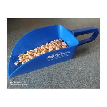 Łopatka miarka do paszy i zbóż