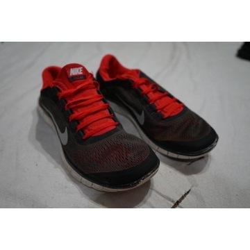 Buty biegowe Nike Free Run 3.0 roz. 45,5