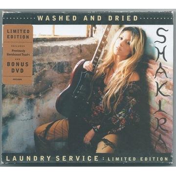 SHAKIRA - Laundry Service - CD+DVD Deluxe UNIKAT