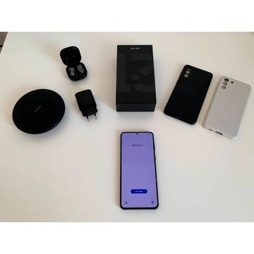 Samsung Galaxy S21+ 5G 256GB Czarny + Akcesoria