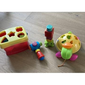 Fisher price zabawki