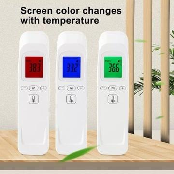 Termometr bezdotykowy - precyzyjny sensor!!!