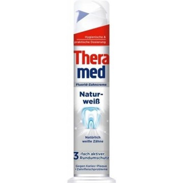 THERA MED NAUTRAL WEISS 100ML z Niemiec DE