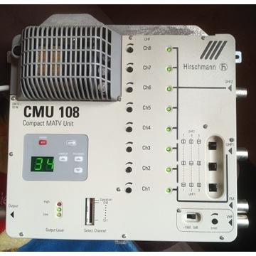 Wzmacniacz programowalny selektywny CMU 108