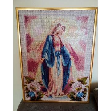 Obraz religijny matka Boska
