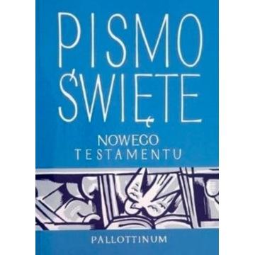 Pismo Świętej Nowego Testamentu - DUŻE LITERY