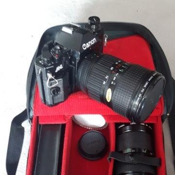 Canon A1 - klasyk