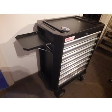 Wózek na narzędzia BGS z 7 szufladami na kółkach
