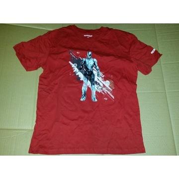 "Unikat! Koszulka ""Robocop"" (film 2014) rozmiar M"