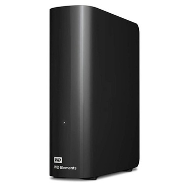 WD Elements Desktop Zewnętrzny Dysk Twardy 12 TB