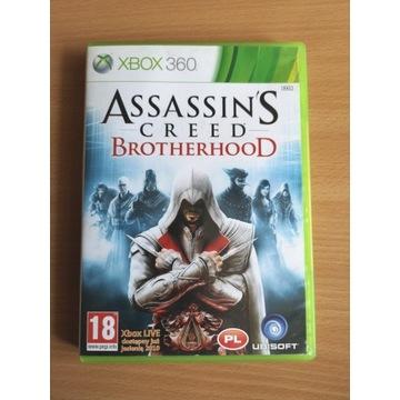 Assassins's Creed Brotherhood Polska Wersja