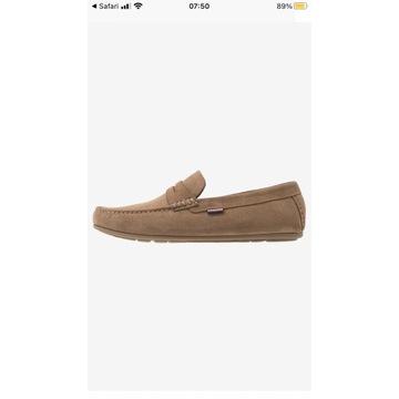Nowe mokasyny Tommy Hilfiger Classic penny loafers