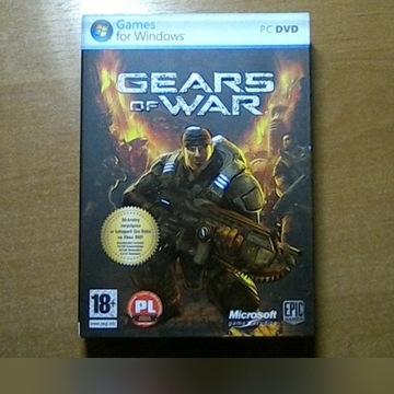 Gears of War PC PL Wydanie premierowe