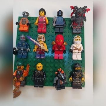 Figurki Nya kai zane cole pirat
