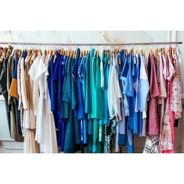 Nowe paka ubrań XS-XXXL sukienki bluzki body strój