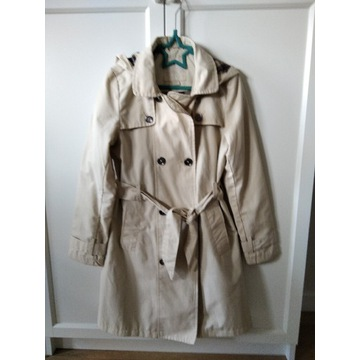 Płaszcz Dwurzędowy r.134