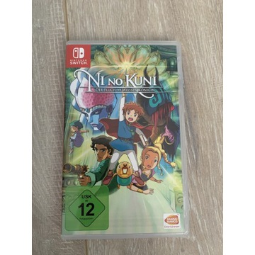 Ni No Kuni Wrath of the White Witch NintendoSwitch
