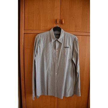 Wizytowa bawełniana koszula męska Carry rozmiar L!