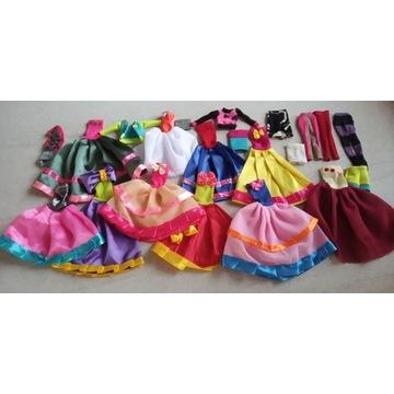 Ubranka dla Barbie nr 11