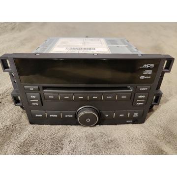 Radio Chevrolet Captiva Epica Aveo Cruz CD MP3 AUX