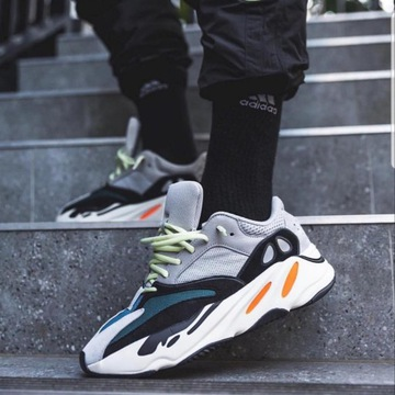 Adidas Yeezy 700 V1 Wave Runner Solid Grey buty