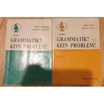 Grammatik Kein Problem część I i II