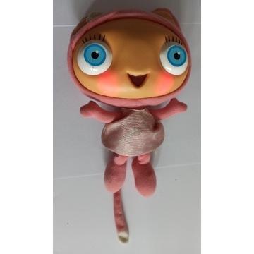 interaktywna lalka usypianka kołysanki lampka