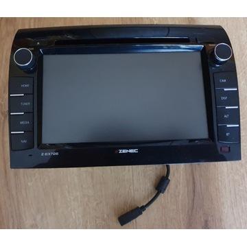 Radio, navi system ZENEC Z-E3726 do Fiata Ducato